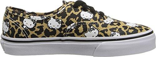 Vans AUTHENTIC Leopard HELLO KITTY Leo Sneakers SCHUHE Kids Rockabilly - 30,5