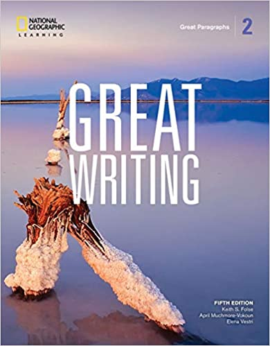 Cover of Great Writing 2: Great Paragraphs (5th Edition)