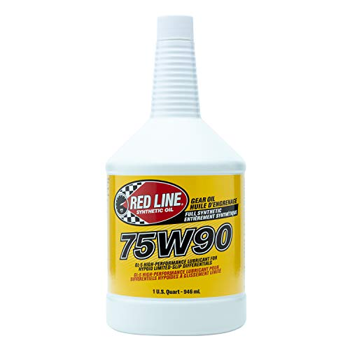 1994 Bmw 540i Oil - Red Line 57904 (75W90) Synthetic Gear Oil - 1 Quart