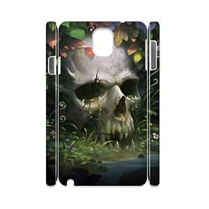 HB-P-CASE DIY Design Artistic Skull Pattern Phone Case For samsung galaxy note 3 N9000