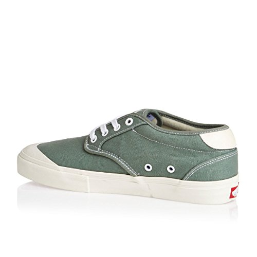 Vans Chima Estate Pro Sneakers (Rubber) Chinois Green/Antique Mens 9 3f7m1LDs