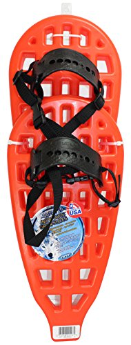 EMSCO Snow Dogs Kids' Poly Snowshoes - Great for Beginners by Emsco Group