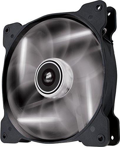 Corsair Air Series SP 140 LED White High Static Pressure Fan Cooling - single pack