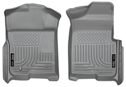 Husky Liners 18332 Front Floor Weatherbeater Liner Grey