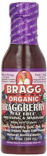 Bragg Organic Braggberry Dressing Marinade