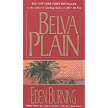 Eden Burning by Plain, Belva (1987) Mass Market Paperback
