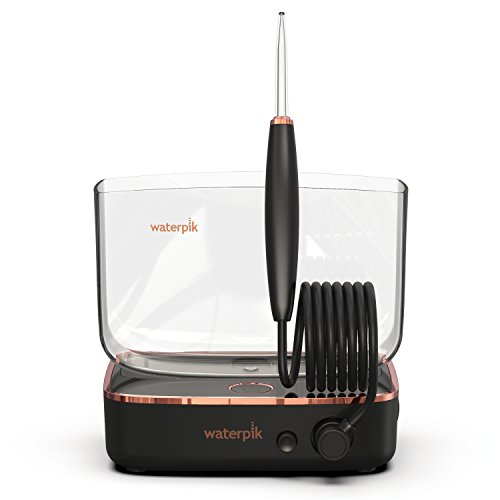 Waterpik Sidekick Water Flosser, Black/copper