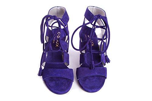 Pour doux Tongs Bleu Femme C 48qE6Hw4