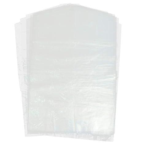 B Blesiya 10 Unids Plástico Funda Bolsas de Ropa Camisa ...