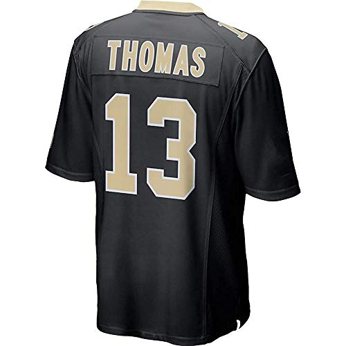 Men's/Women's/Youth_New_Orleans_#13_Michael_Thomas_Black_Game_Jersey ()
