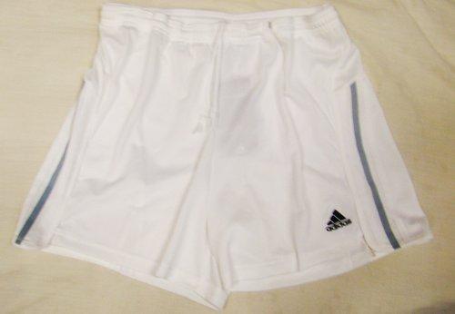 adidas Espacio Women Short White (Adult Large) by adidas