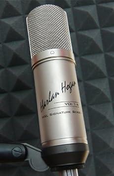 VO: 1-A Harlan Hogan Signature Microphone