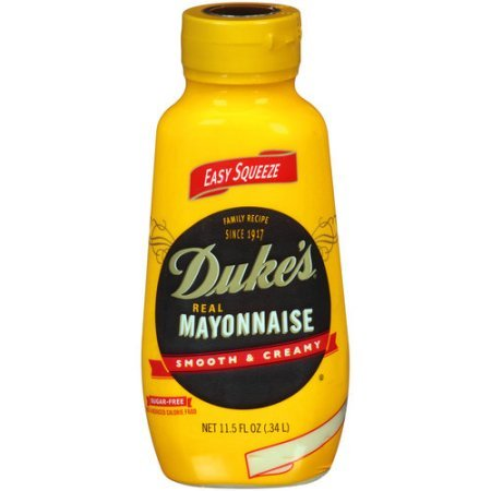 Duke's Real Smooth & Creamy Mayonnaise, 11.5 oz by Dukes
