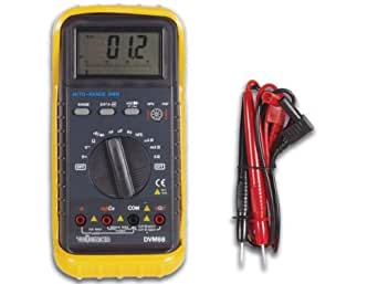 Panel Meters & Multimeters 410101Multímetro Digital, DVM 683, 3/4dígitos)