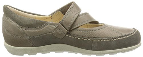 EccoECCO CAYLA - Mary Jane Mujer Beige (WARM GREY/MOON ROCK55634)