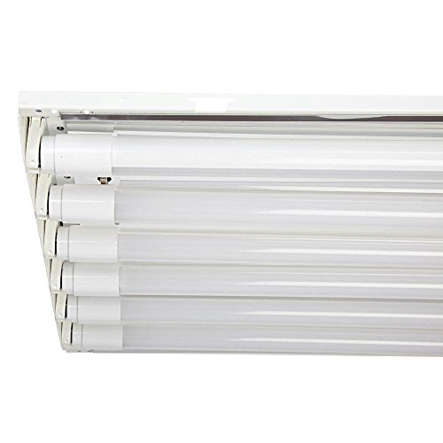 6 Bulb / Lamp T8 LED High Bay Warehouse, Shop, Commercial
