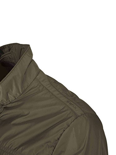 60 M8221r Giacca Verde Geox T2466 Uomo nZXHHqC