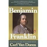Benjamin Franklin by Carl Van Doren (1991-06-01)