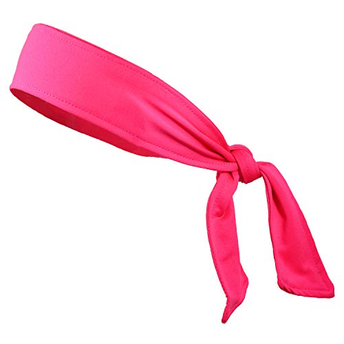 Headbands Tie on Headband for Women Men Running