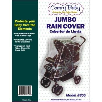 Comfy Baby! Universal Clear Waterproof Rain Cover/Wind Shiel