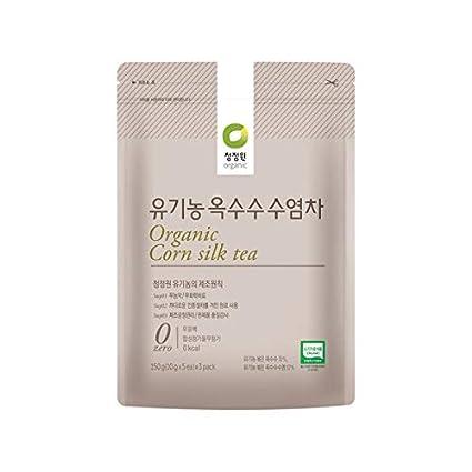 Chung Jung One - Bolsas de té orgánicas de 0.35 oz x 15 ...