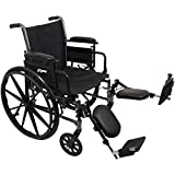 Nova Lightweight Wheelchair With Leg Rests - Best Reviews Guide