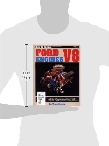 How to rebuild ford v 8 engines tom monroe 9780895860361 amazon how to rebuild ford v 8 engines tom monroe 9780895860361 amazon books fandeluxe Images