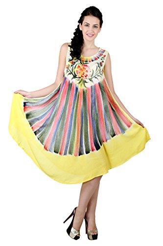 TrendzArt Beautiful Dress Rainbow pattern product image
