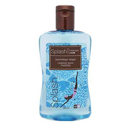 Fashion Care SPLASH 9 oz swimsuit wash chlorine removal (Body Swimmers Wash)
