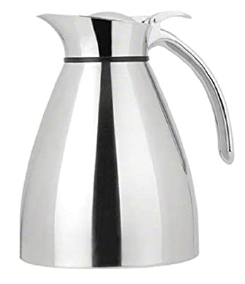 Update International (PM-100) 33 oz Premium Stainless Steel Lined Carafe