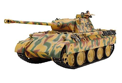 Tamiya America, Inc 35345 German Tank Panzer V Panther Ausf.D, TAM35345 ()