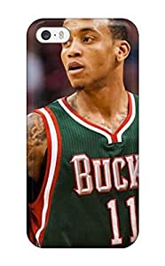 Top Quality Protection Milwaukee Bucks Nba Basketball (12) Case Cover For Iphone 5/5s