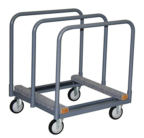 Jamco Products TG831-U5-AS-GP Upright Panel Mover with Carpeted (Upright Panel Mover Steel)