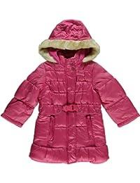 Oshkosh Little Girls Parka Length Coat Pink