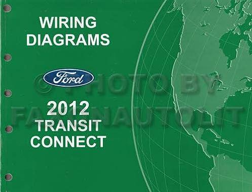 2012 ford transit connect wiring diagram manual original ford motor  2012 transit connect wiring diagram #11