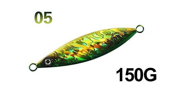 80g /& 120g HTO Slow Jigs in 60g