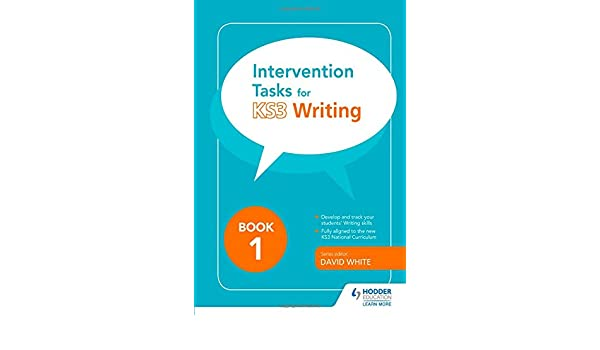 Intervention Tasks for Writing Book 1: Georghia Ellinas ...