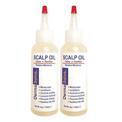 Dermasolve Psoriasis Scalp Oil