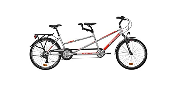 Atala 2019 - Bicicleta de Paseo Tandem Due Easy 21 velocidades ...