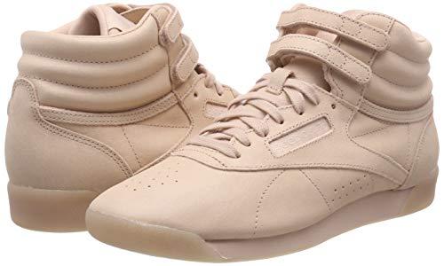 F Chaussures whit s Reebok Multicolore Fitness face Beige Hi 0 bare Femme De Bpwdtx6gqw