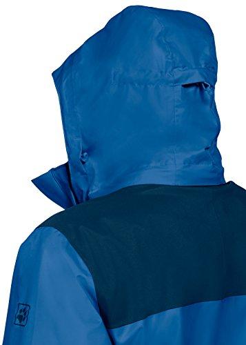 Giacca Jack Flex Jasper Wetter Blue Electric Protezione Skin Wolf Yr4nSBY