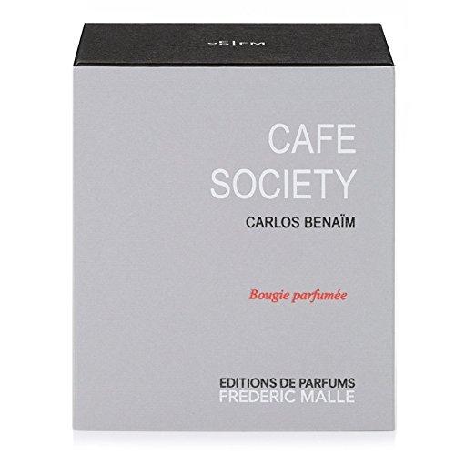 最安価格 フレデリックマルカフェ社会の香りのキャンドル220グラム x6 - Frederic Malle [並行輸入品] Cafe Candle Malle Society Scented Candle 220g (Pack of 6) [並行輸入品] B0713SNMRX, げんき生活:bbddc132 --- a0267596.xsph.ru