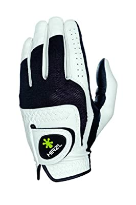 Hirzl Men's Trust Feel Smooth Palm Kangaroo Leather Golf Glove
