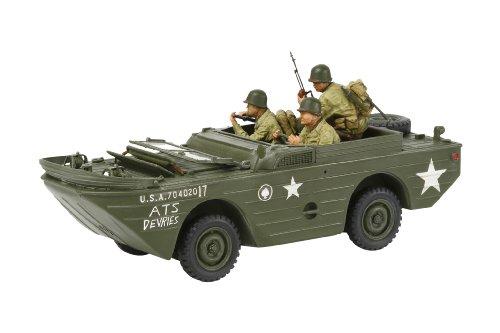Tamiya 1/35 Ford Gpa Amphibian 1/4 Ton 4x4 Truck # - Vehicle Amphibian Kit