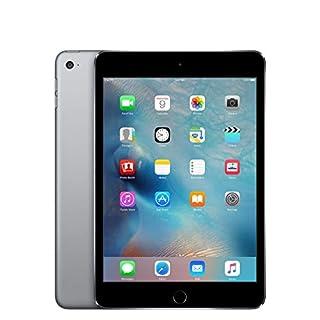 Apple iPad mini 4 (32GB, Wi-Fi + Cellular, Space Gray) (Renewed)