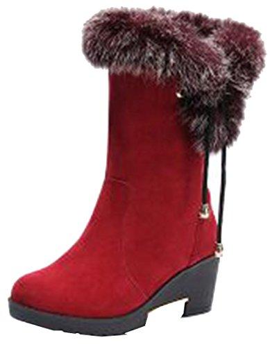 Boots Boots Snow Laruise Snow Laruise Snow Laruise Red Red Boots Women's Women's Women's Red t7wxBq0AX