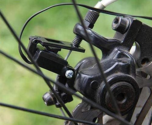 Liqiqi LED Se/ñal de Giro de la Bicicleta Direccional Luz de Freno L/ámpara 8 Sonido Bocina