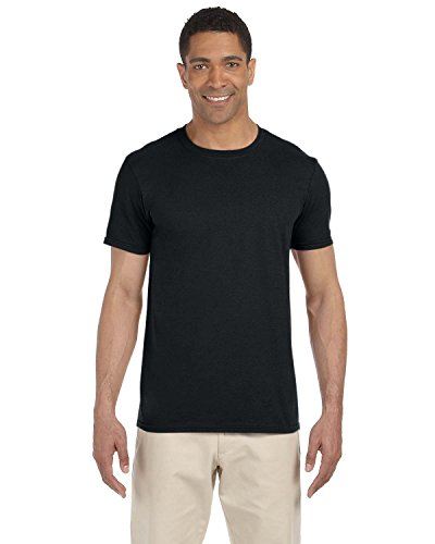 - By Gildan Gildan Adult Softstyle 45 Oz T-Shirt - Blackberry - XL - (Style # G640 - Original Label)