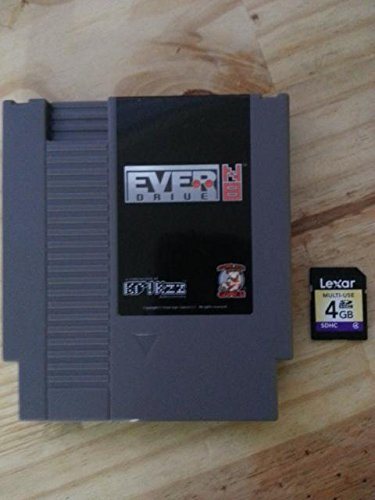 Everdrive N8 flash game card for Nintendo Entertainment System NTSC ()