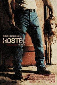 Hostel Movie Score Horror Quentin Tarantino Film Poster Prin